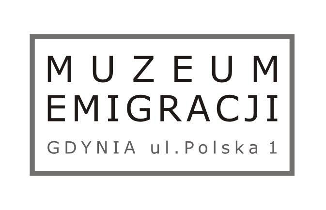Muzeum Emigracji w Gdyni logo
